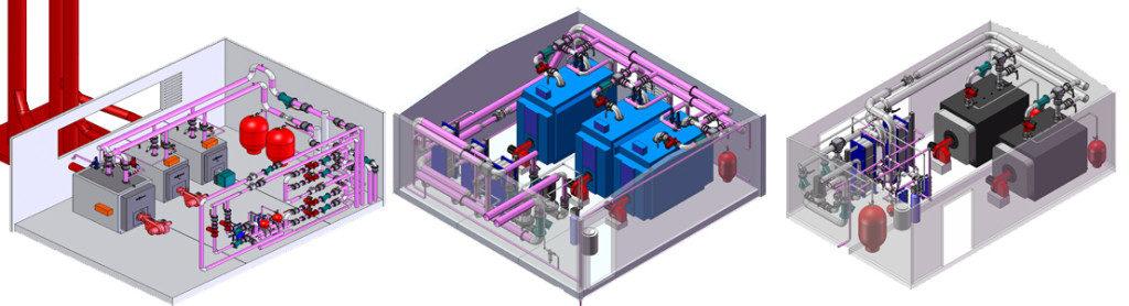 Проект промышленной котельной