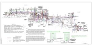 Проектирование наружных сетей электроснабжения