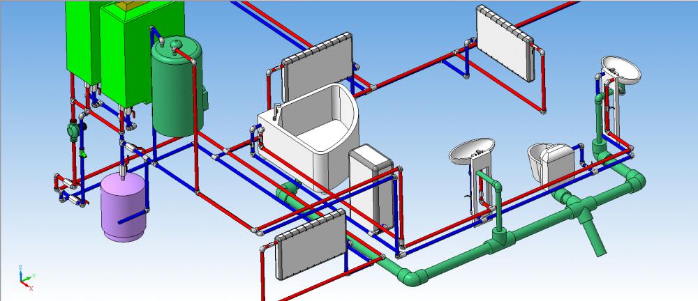 Общие сведения о трубах и трубопроводах систем водоснабжения и водоотведения