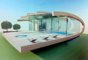 проект бассейна