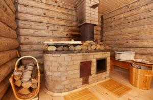 Русская баня у себя дома