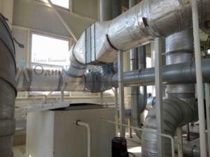 Обследование системы вентиляции производства кормов