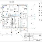 Проект электрооборудования и освещения