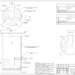 Проект наружных сетей канализации
