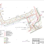 Проект наружных сетей водоснабжения