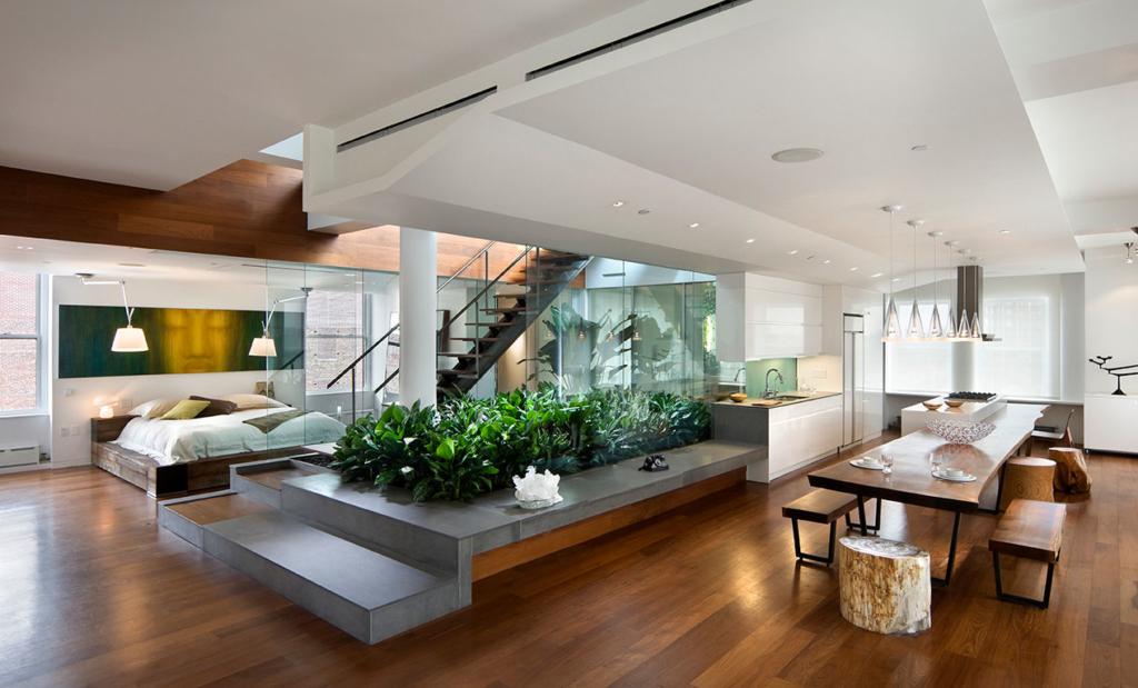 Дизайн апартаменты