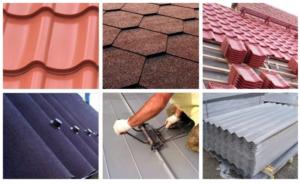 Материал крыши