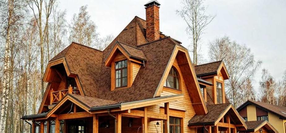 Проектирование крыш дома