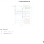 Разработан дизайн-проект 1-к квартиры